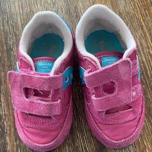 Saucony Suede Sneakers